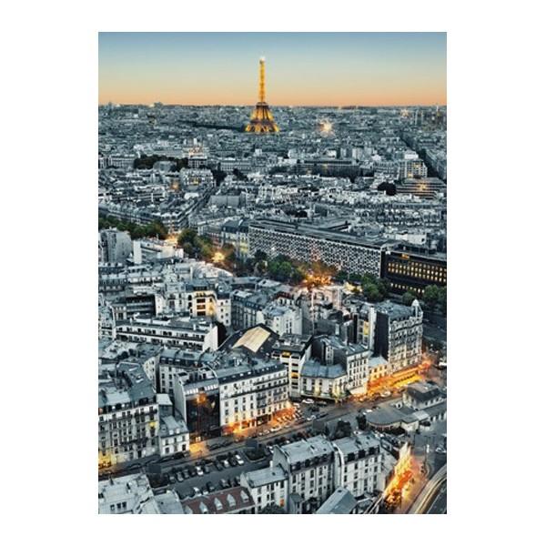 Fotomural PARIS AERIAL VEIW