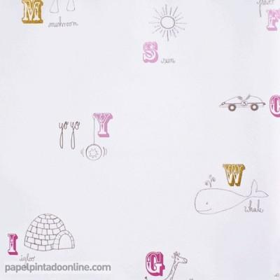 Paper pintat WONDERLAND WDL_5956_20_41