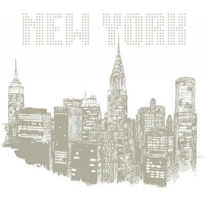 Fotomural NEW YORK NY09