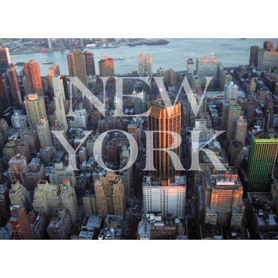 Fotomural NEW YORK NY07