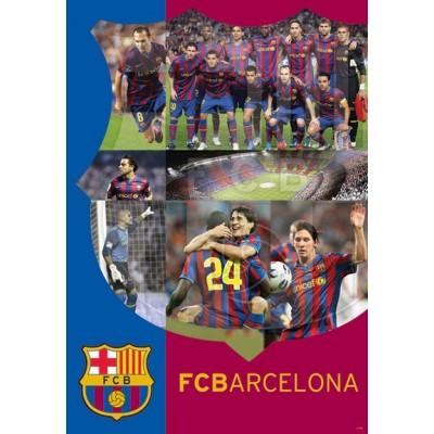 Fotomural FC BARCELONA 201