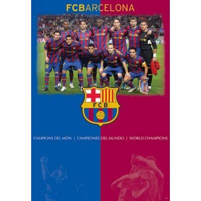 Fotomural FC BARCELONA 203