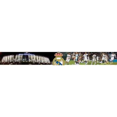 Fotomural REAL MADRID 118