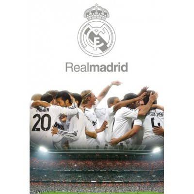 Fotomural REAL MADRID 103