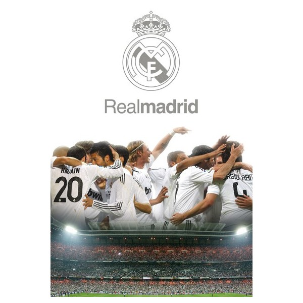 Fotomural REAL MADRID 103