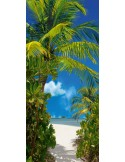 Fotomural BEACH IN THE SOUTH SEAS 97575