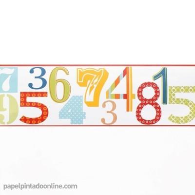 Papel de parede KIDS PARTY 8956-15