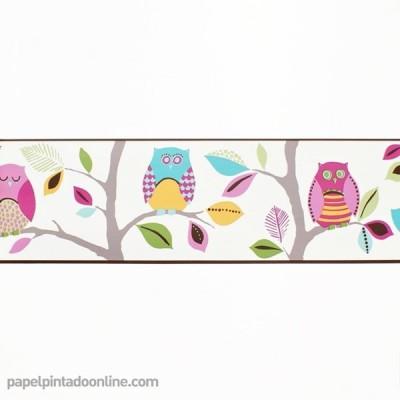 Papel de parede KIDS PARTY 8955-23