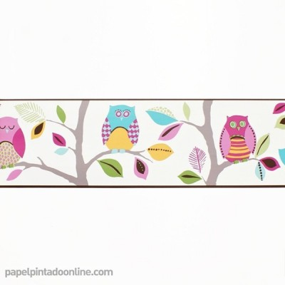Papel pintado KIDS PARTY 8955-23