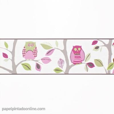 Papel de parede KIDS PARTY 8955-16