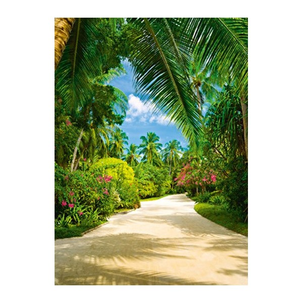 Fotomural TROPICAL PATHWAY