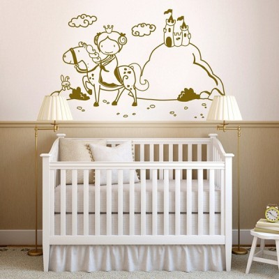 Vinilo Decorativo Infantil IN072