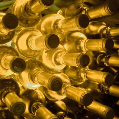 Fotomural Botellas Vino FAL003