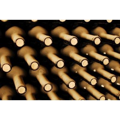 Fotomural Botellas Vino FAL009