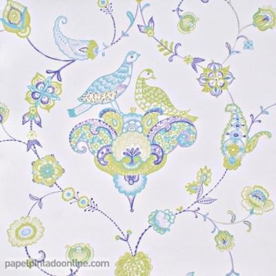 Papel pintado MY ROOM MYR_2070_67_20