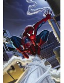 Fotomural Marvel SPIDERMAN ROOFTOP 1-424
