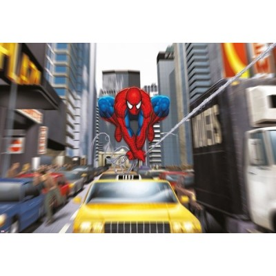 Fotomural Marvel SPIDERMAN RUSH-HOUR 1-425