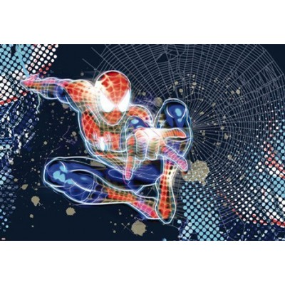 Fotomural Marvel SPIDERMAN NEON 1-426