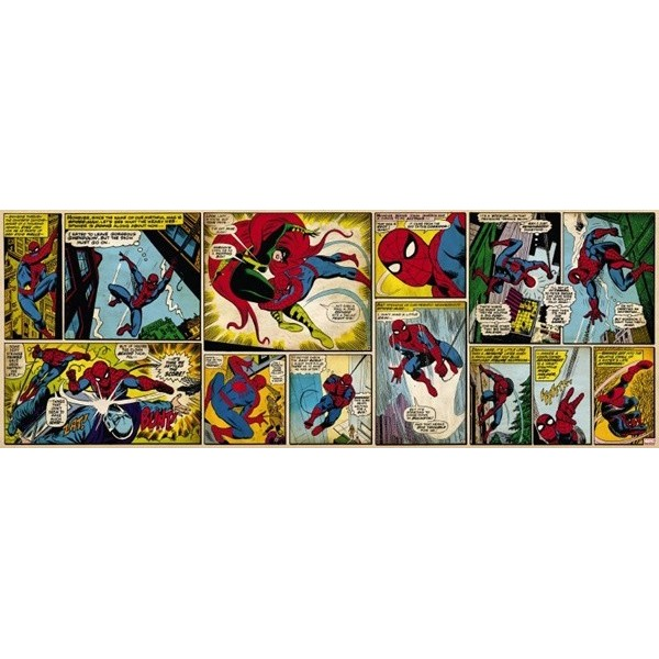 Fotomural Marvel COMIC SPIDERMAN 1-435