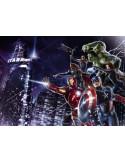 Fotomural Marvel AVENGERS CITYNIGHT 4-434