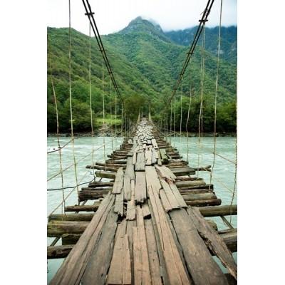 Fotomural Puente Colgante FPR019