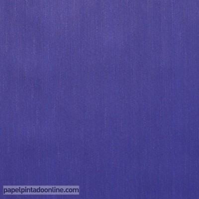 Papel de parede liso Azul Escuro 46682