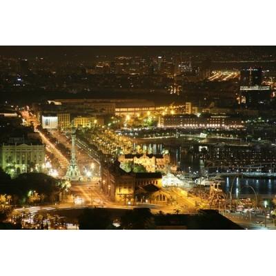 Fotomural Barcelona FCI001