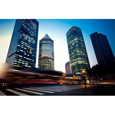 Fotomural Shanghai FCI002