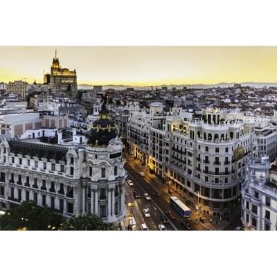 Fotomural Madrid FCI006
