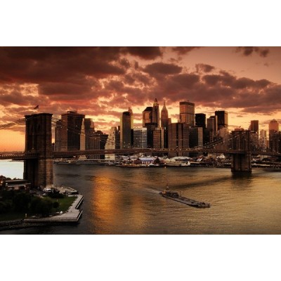 Fotomural New York Ponte FCI0120