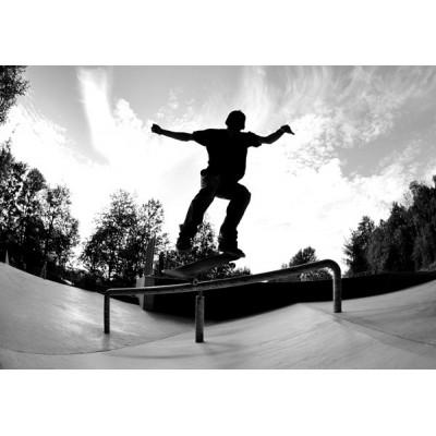 Fotomural Skate FDE006