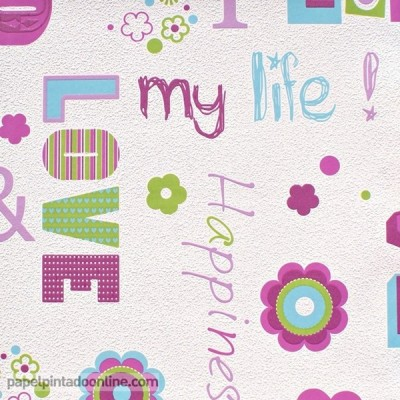 Papel pintado KIDS CLUB 478_419