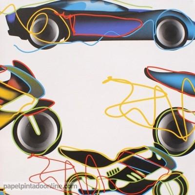Papel pintado KIDS CLUB 231_502