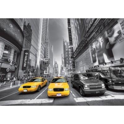 Fotomural YELLOW CAB