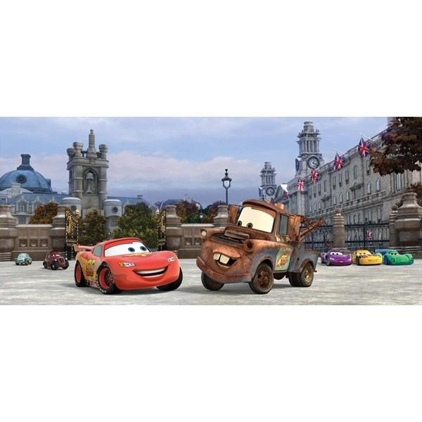 Fotomural CARS IN LONDON