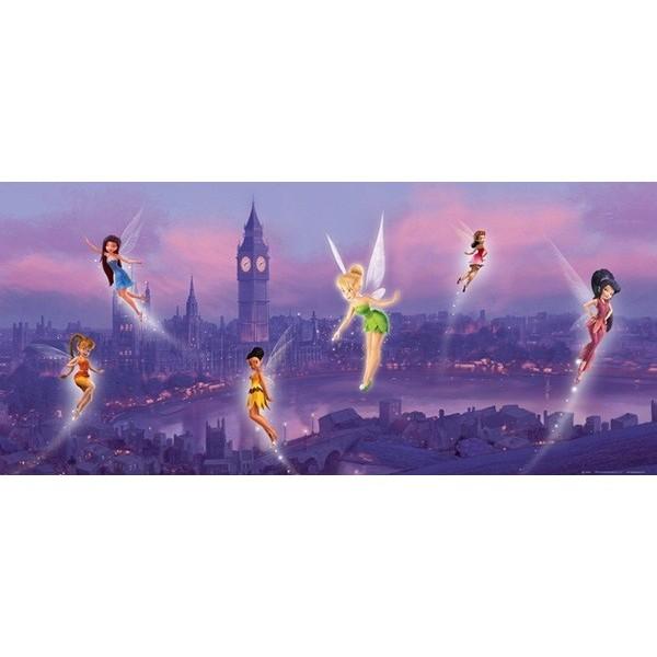 Fotomural FAIRIES IN LONDON