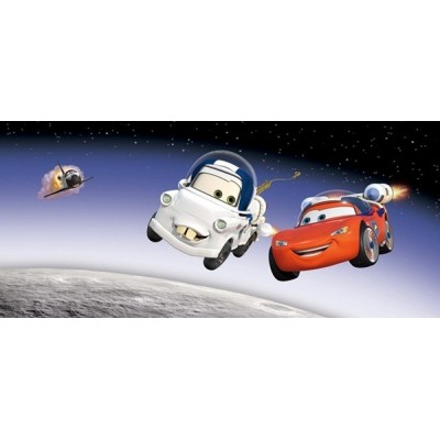 Fotomural CARS IN SPACE