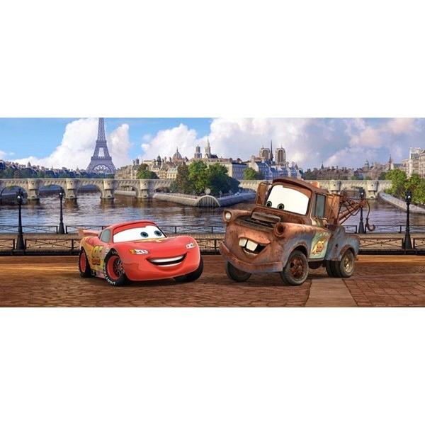 Fotomural CARS IN PARIS