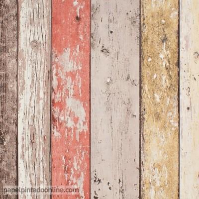 Papel de parede WOOD'N STONE 8951-27