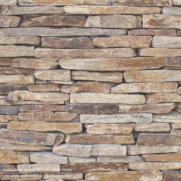 Papel de parede WOOD'N STONE 9142-17