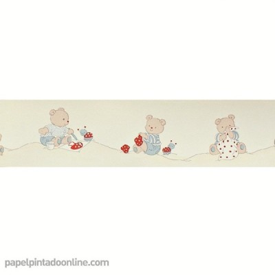Papel pintado FOUR FRIENDS 24952