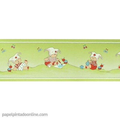Papel pintado FOUR FRIENDS 24955