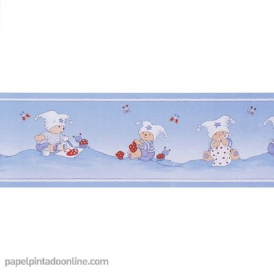 Papel pintado FOUR FRIENDS 24953