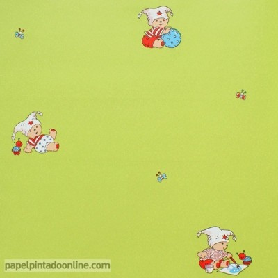 Papel pintado FOUR FRIENDS 23603