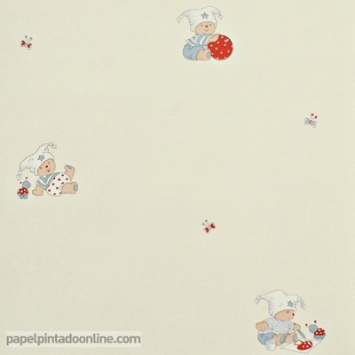 Papel pintado FOUR FRIENDS 23601