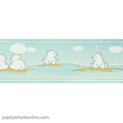 Papel pintado FOUR FRIENDS 24965