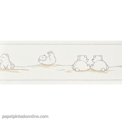 Papel pintado FOUR FRIENDS 24964