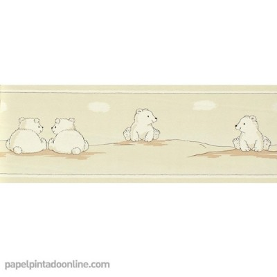 Papel pintado FOUR FRIENDS 24963