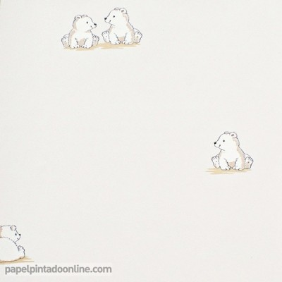 Papel pintado FOUR FRIENDS 23643
