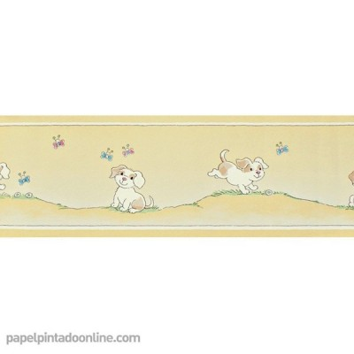 Papel pintado FOUR FRIENDS 24960